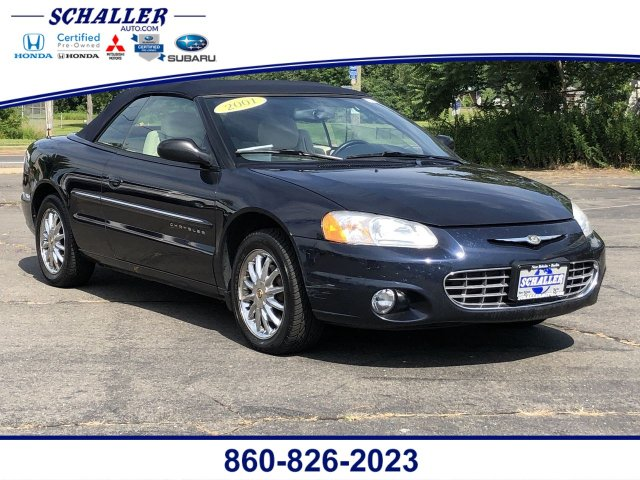 Pre-Owned 2001 Chrysler Sebring Limited
