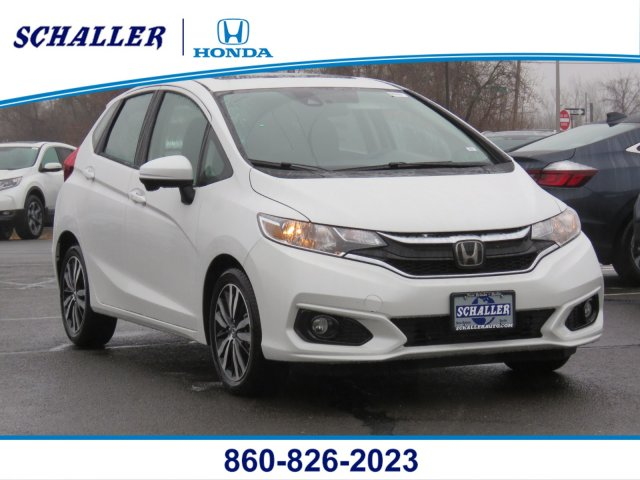 New 2019 Honda Fit EXBase