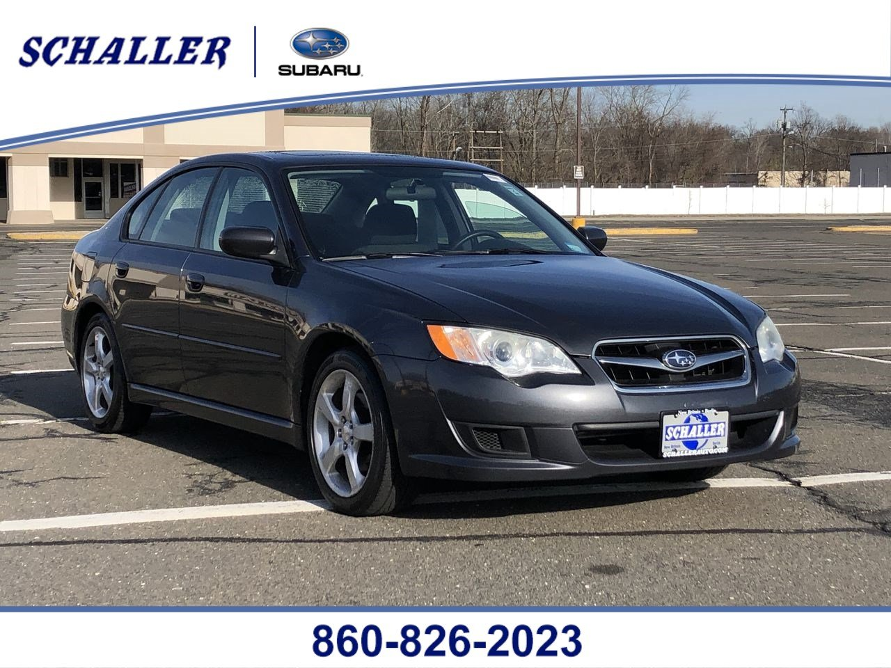 Pre-Owned 2009 Subaru Legacy Special Edition