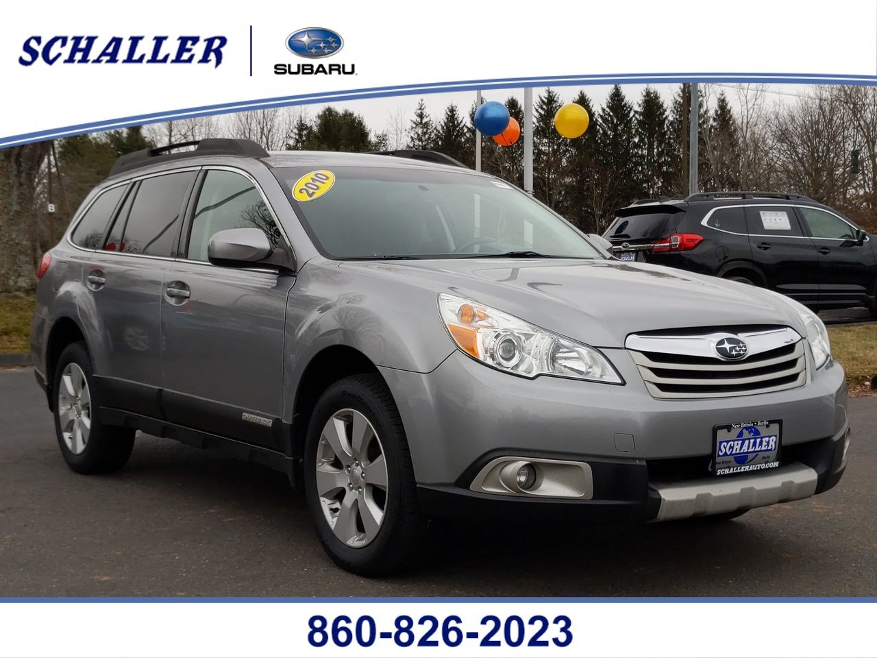Pre-Owned 2010 Subaru Outback Prem All-Weather