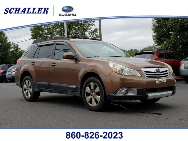 Pre-Owned 2011 Subaru Outback 2.5i Limited Pwr Moon