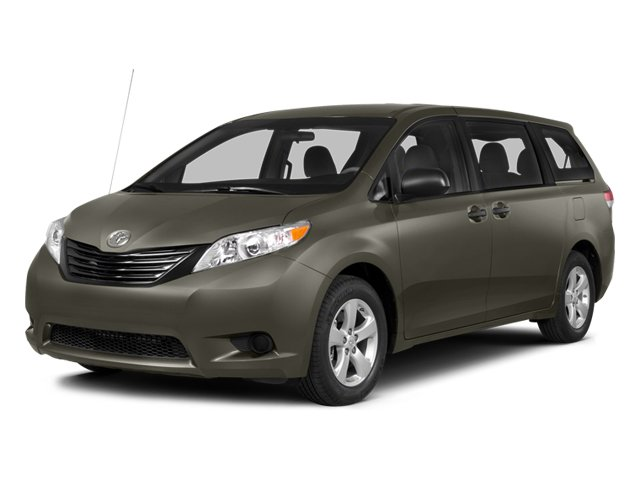 Pre-Owned 2014 Toyota Sienna Ltd