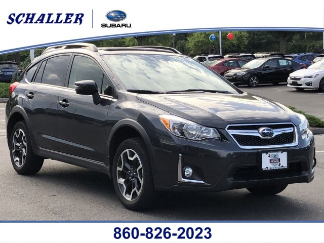 Certified Pre-Owned 2017 Subaru Crosstrek Limited