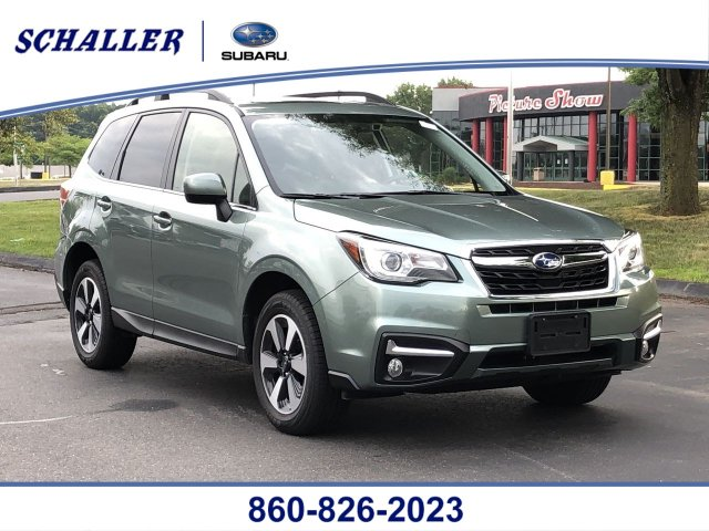 Certified Pre-Owned 2018 Subaru Forester Limited