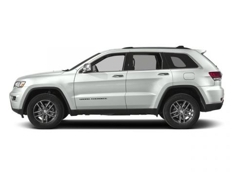 Pre-Owned 2017 Jeep Grand Cherokee Limited With Navigation & 4WD