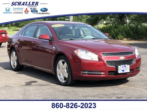 Pre-Owned 2008 Chevrolet Malibu LT with 2LT FWD 4dr Car