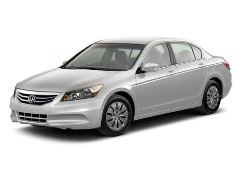 Pre-Owned 2012 Honda Accord Sedan LX