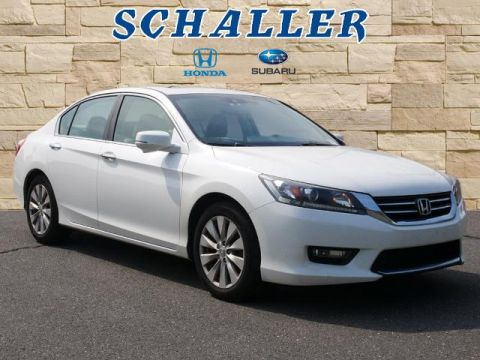 Pre-Owned 2014 Honda Accord EX-L w/Navigation