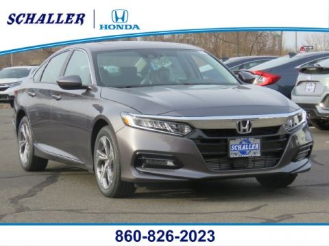 New 2019 Honda Accord EX 1.5T FWD 4dr Car