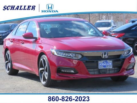 New 2019 Honda Accord Sport 2.0T FWD 4dr Car