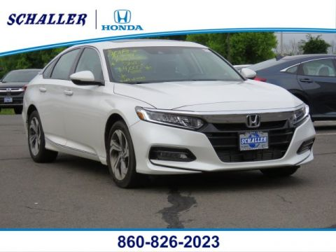 New 2018 Honda Accord EX-L Navi 2.0T With Navigation