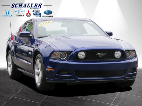 Pre-Owned 2014 Ford Mustang GT RWD 2dr Car