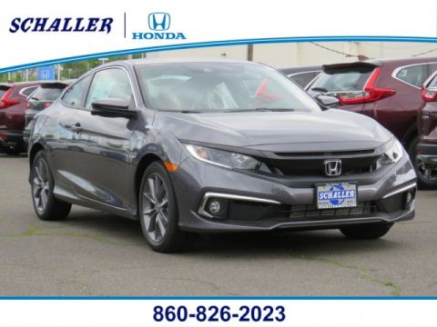 New 2019 Honda Civic Coupe EX FWD 2dr Car