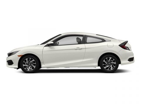 New 2018 Honda Civic Coupe LX FWD 2dr Car