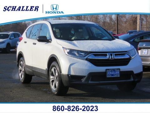 New 2019 Honda CR-V LX AWD AWD