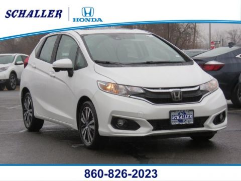 New 2019 Honda Fit EXBase FWD Hatchback