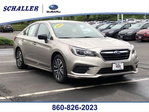 Certified Pre-Owned 2019 Subaru Legacy 2.5i AWD