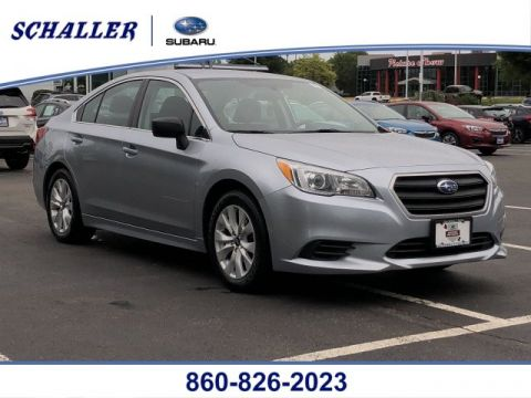 Certified Pre-Owned 2017 Subaru Legacy 2.5i AWD