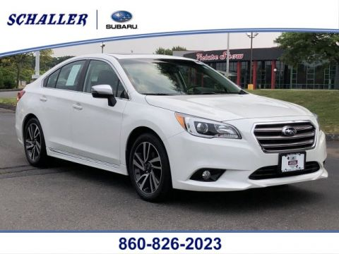 Certified Pre-Owned 2017 Subaru Legacy Sport AWD