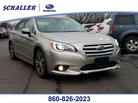 Certified Pre-Owned 2017 Subaru Legacy Limited