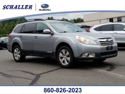 Pre-Owned 2010 Subaru Outback Premium All-Weather