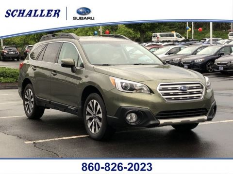 Certified Pre-Owned 2015 Subaru Outback 2.5i Limited AWD