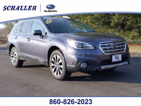 Certified Pre-Owned 2016 Subaru Outback 2.5i Limited