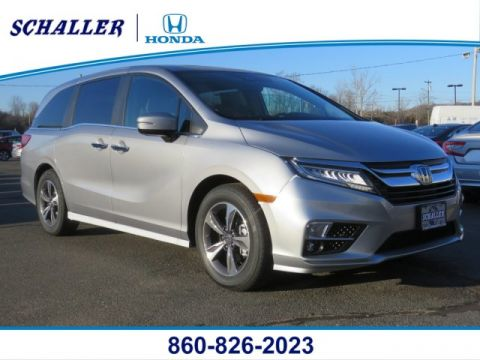 New 2019 Honda Odyssey Touring With Navigation