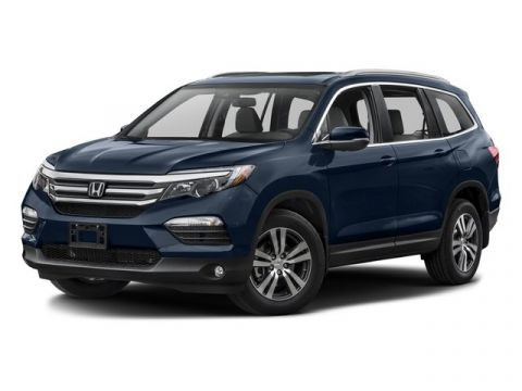 Pre-Owned 2016 Honda Pilot EX-L With Navigation & AWD
