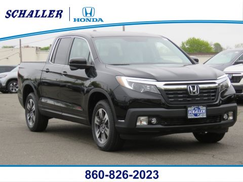 New 2019 Honda Ridgeline RTL-T With Navigation & AWD