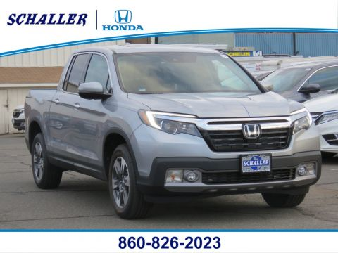 New 2019 Honda Ridgeline RTL-E With Navigation & AWD
