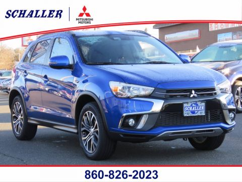 New 2019 Mitsubishi Outlander Sport GT 2.4 4WD