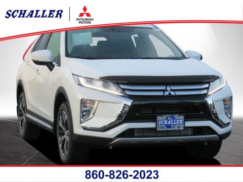 New 2019 Mitsubishi Eclipse Cross SE Four Wheel Drive Sport Utility