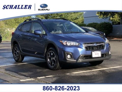 Certified Pre-Owned 2018 Subaru Crosstrek Premium AWD
