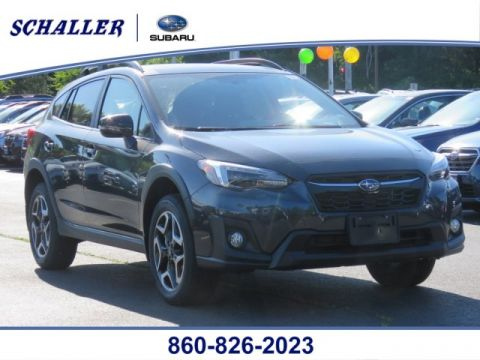 New 2019 Subaru Crosstrek Limited AWD