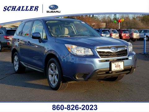 Certified Pre-Owned 2016 Subaru Forester 2.5i Premium