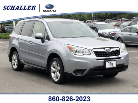 Certified Pre-Owned 2016 Subaru Forester 2.5i Premium AWD