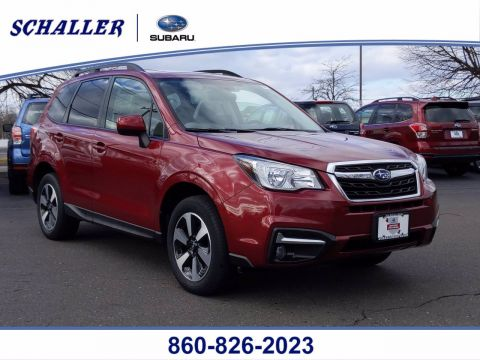 Certified Pre-Owned 2017 Subaru Forester Premium