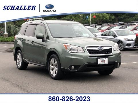 Pre-Owned 2014 Subaru Forester 2.5i Limited AWD