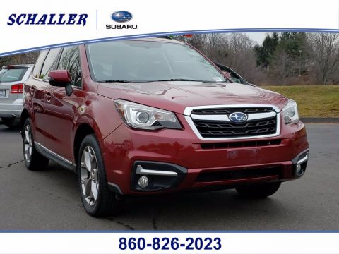 Certified Pre-Owned 2017 Subaru Forester Touring