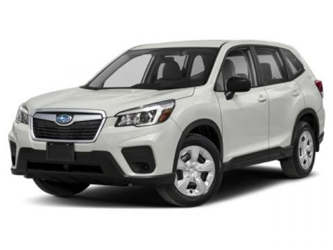 New 2019 Subaru Forester Forester Alloy Wheel