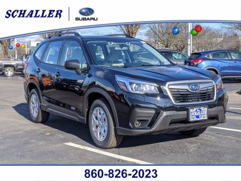 New 2020 Subaru Forester 2.5i