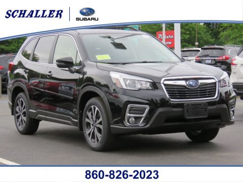 New 2019 Subaru Forester Limited AWD