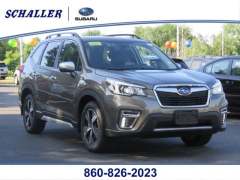 New 2019 Subaru Forester Touring With Navigation & AWD