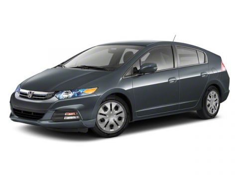 Pre-Owned 2012 Honda Insight Base