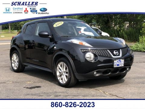 Pre-Owned 2012 Nissan JUKE SL With Navigation
