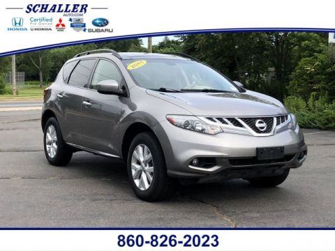 Pre-Owned 2011 Nissan Murano SL AWD