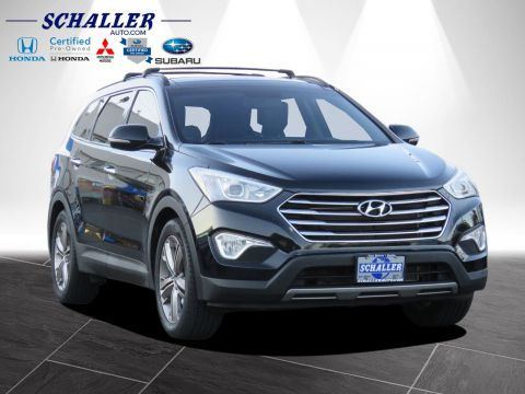 Pre-Owned 2013 Hyundai Santa Fe Limited With Navigation & AWD