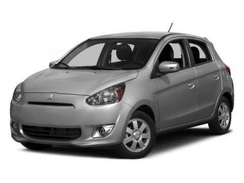 Pre-Owned 2015 Mitsubishi Mirage DE FWD Hatchback