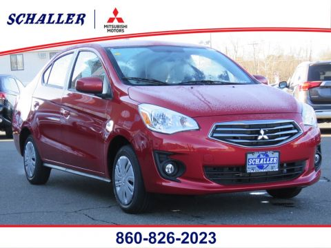 New 2019 Mitsubishi Mirage G4 G4 FWD 4dr Car